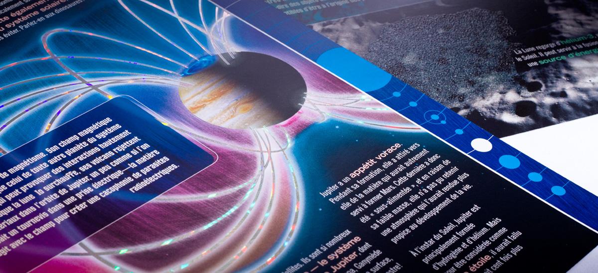 Agence spatiale canadienne - Coffret – Notre système solaire