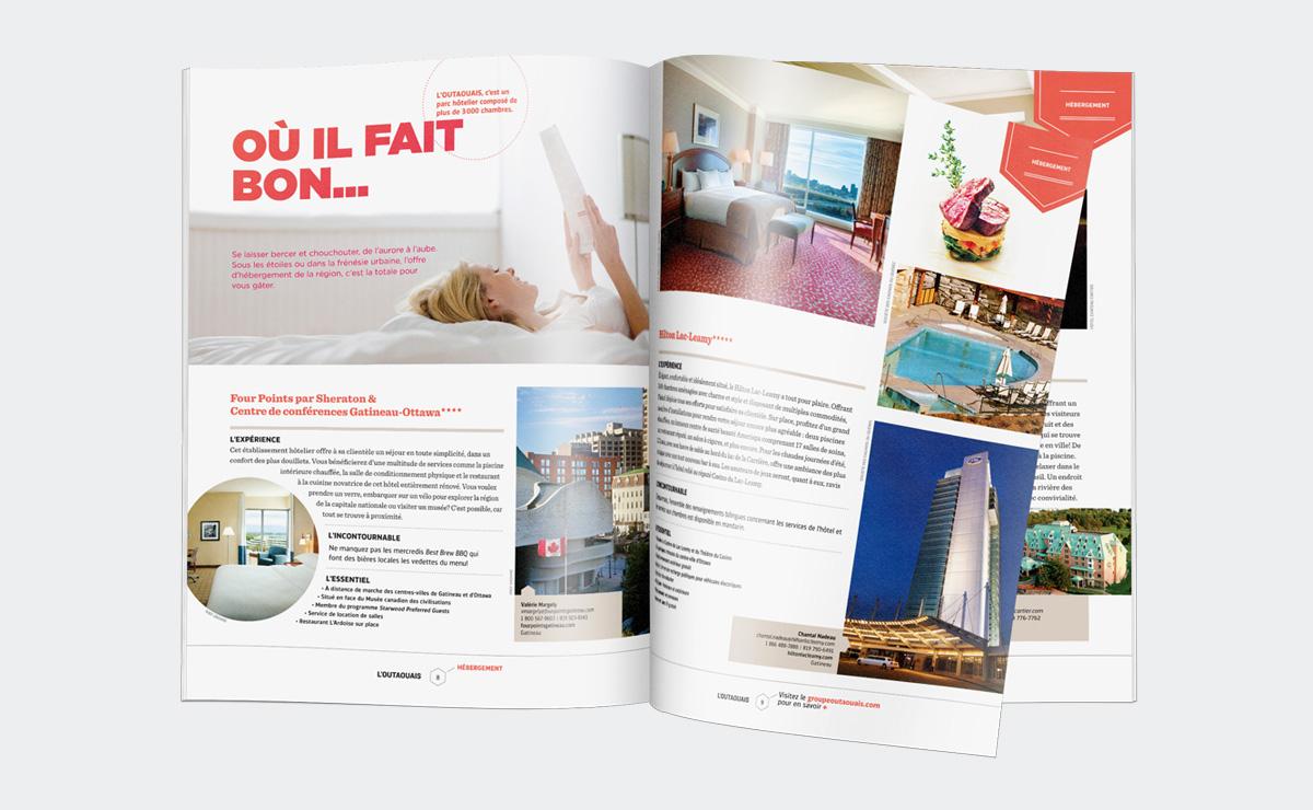Outaouais Tourism - L'Outaouais Magazine 2013-2014
