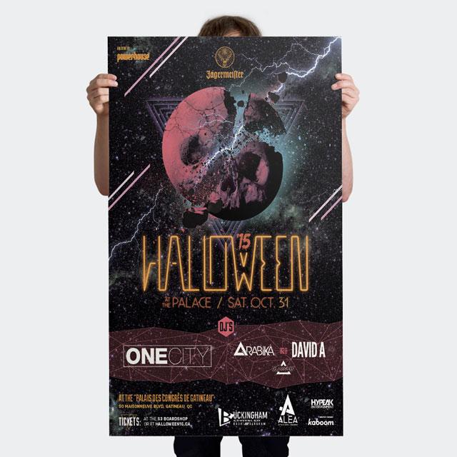 Musée canadien de l'histoire – Party d'Halloween