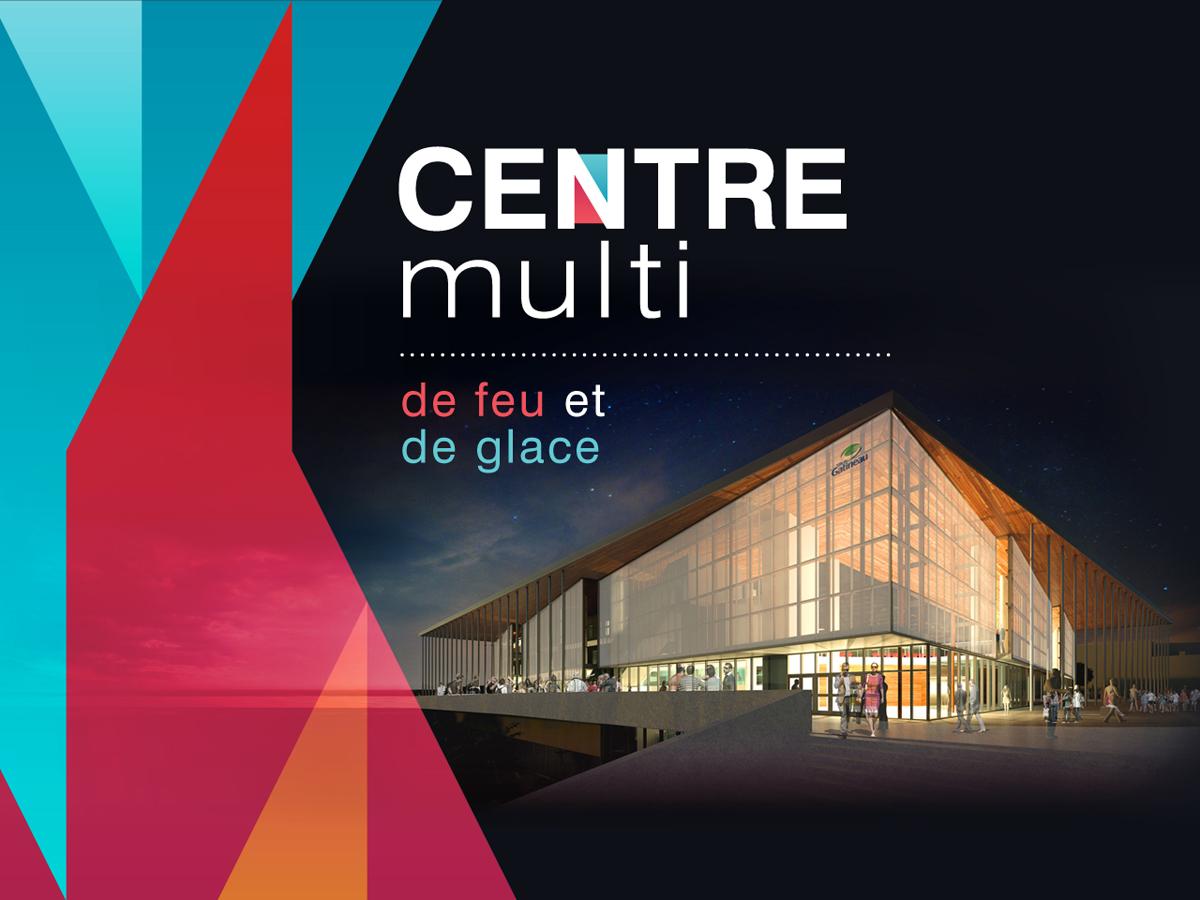 Ville de Gatineau - Centre multifonctionnel – Image de marque