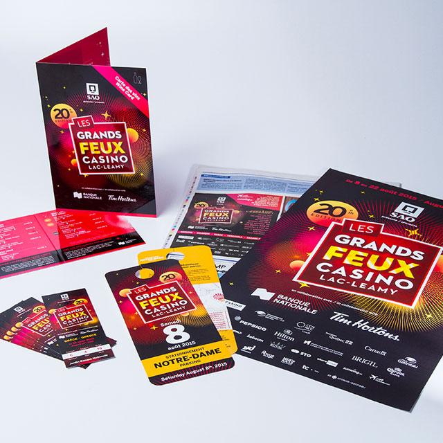 Les grands feux du Casino Lac‑Leamy – Promo