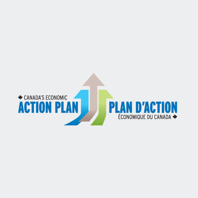 Department of Finance Canada – Branding – Canada's Economic Action Plan 2010