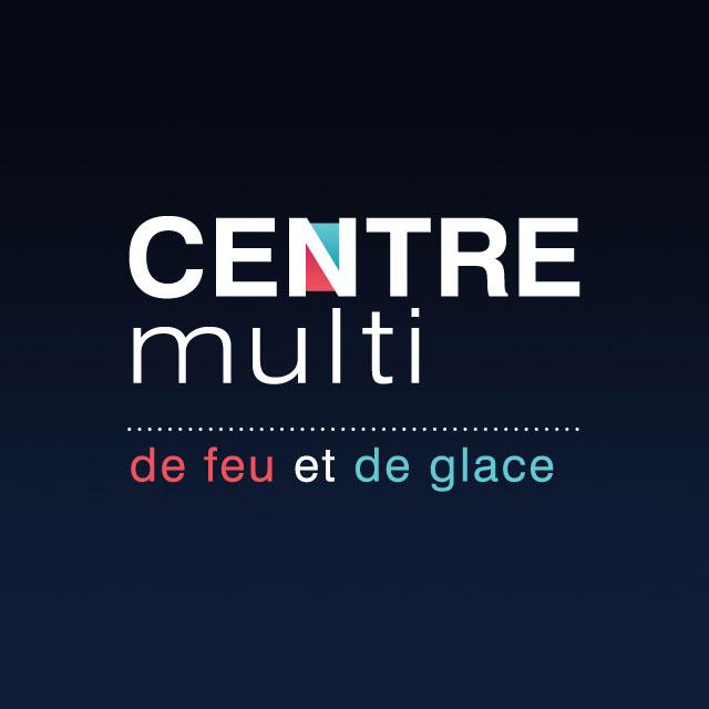Ville de Gatineau – Centre Multi – Branding