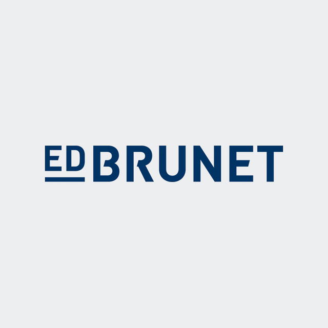 Ed Brunet – Branding and website