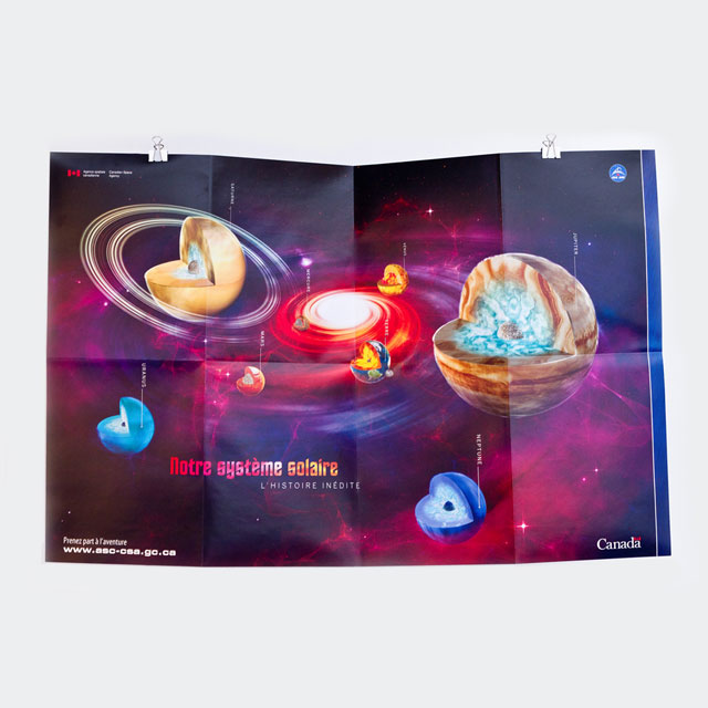 Canadian Space Agency – Astronomy Box Set