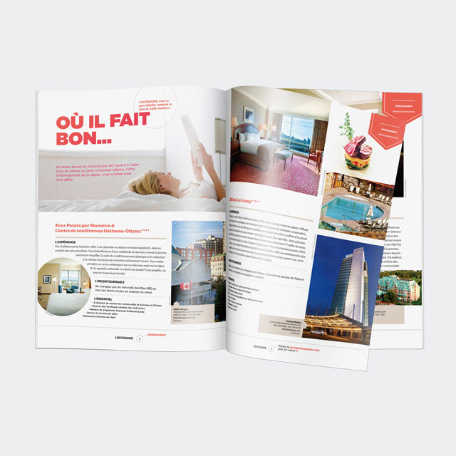 Tourisme Outaouais – Magazine L'Outaouais 2013-2014