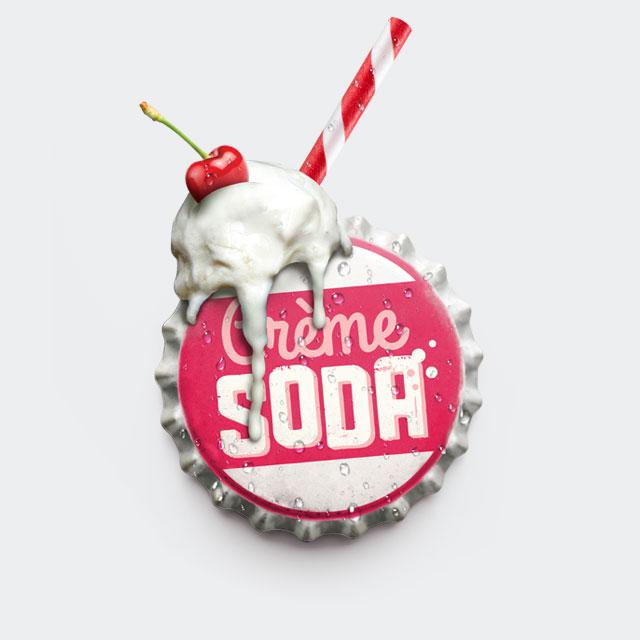 Slush Puppie – Crème soda