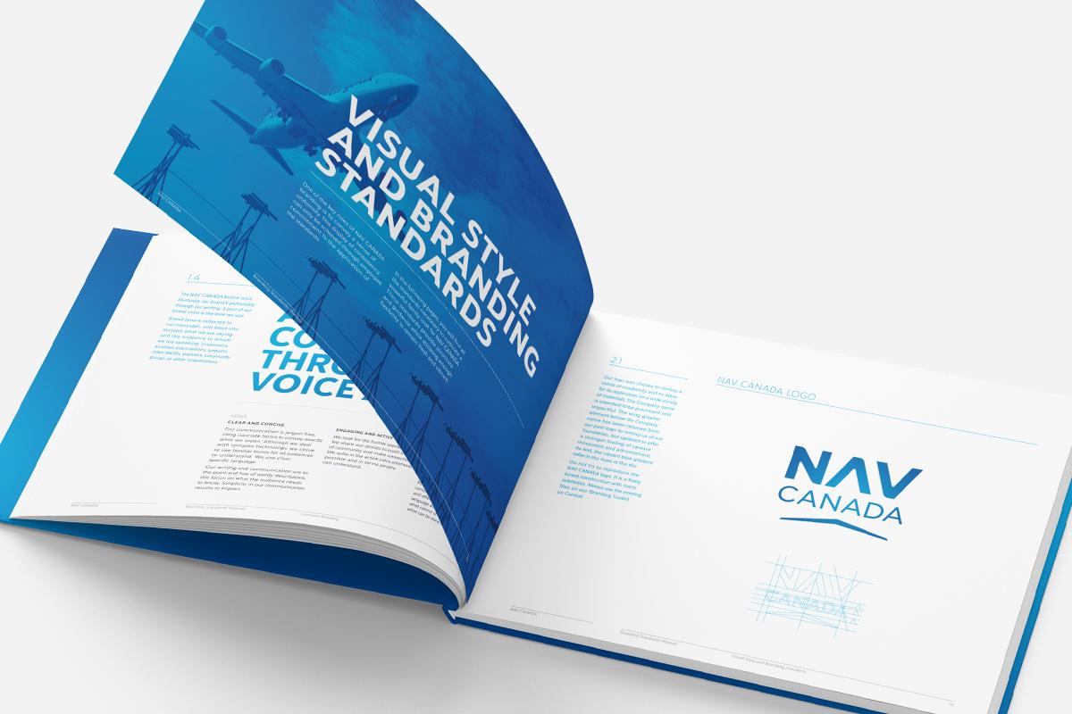 NAV CANADA - Image de marque et guide de normes graphiques