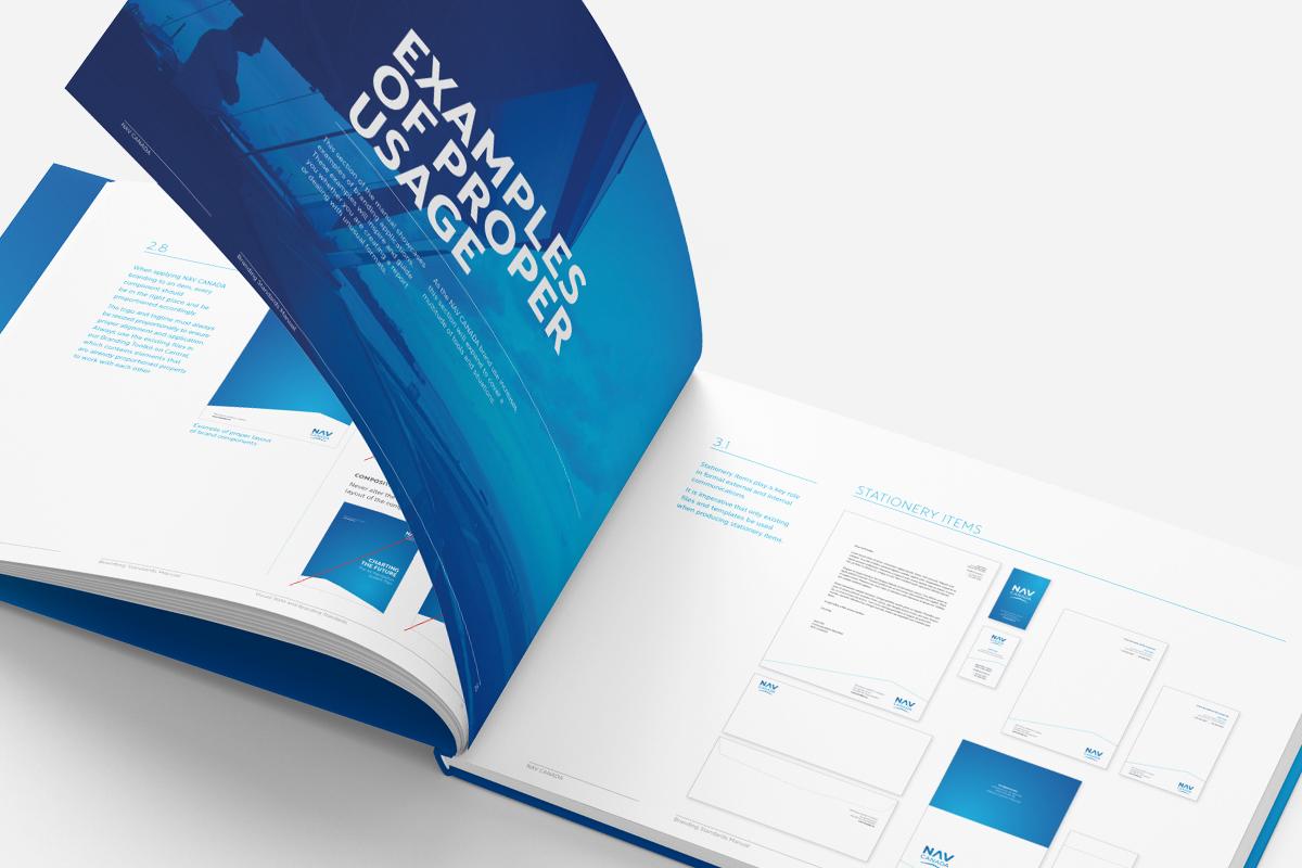 NAV CANADA - Visual Identity and Brand Guide