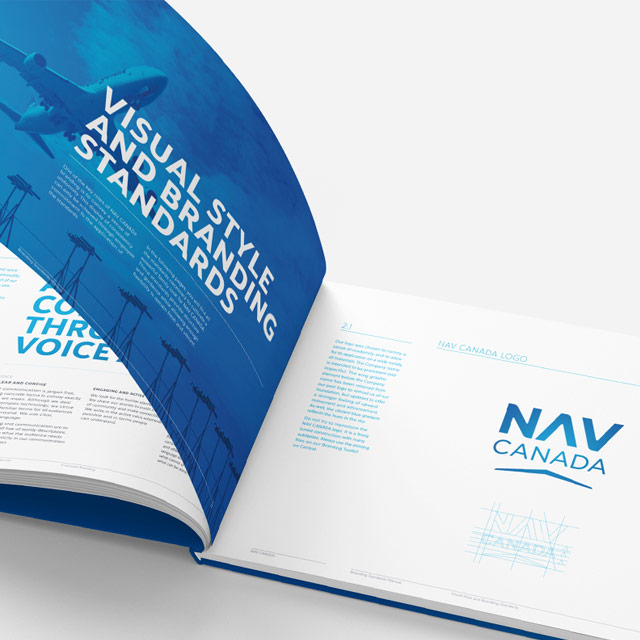 NAV CANADA – Identity and Brand Guide
