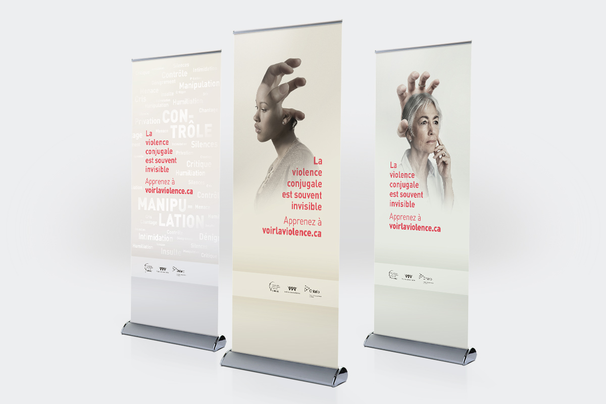 AOcVF - <i>Voisins-es, amis-es et familles</i> Provincial Campaign