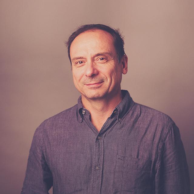 Pierre Falardeau - President